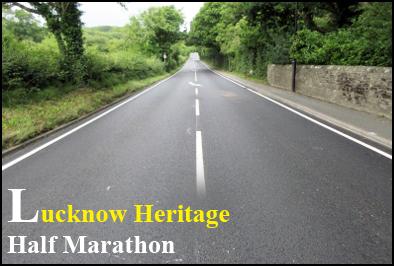 Lucknow Heritage Half Marathon 2020