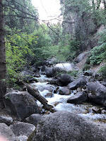 """Dry Creek Canyon that is never """"DRY"""" most poorly named river ever"""
