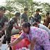 Setetes Air Untuk Negeri di HUT TNI ke-74