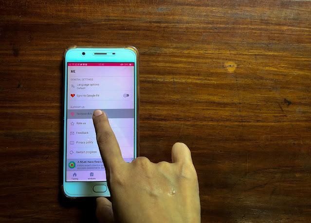 gopay untuk bayar app olah raga di android