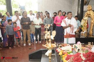Vijay Sethupathi and Lakshmi Menon Pictures at Rekka Movie Pooja 0024