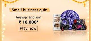 Amazon Small Business Quiz