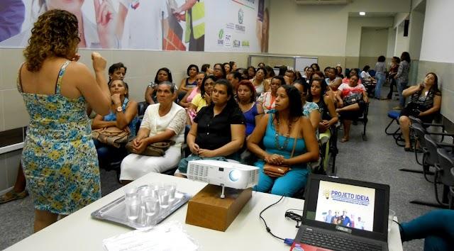 Projeto IDEIA capacita profissionais no Agreste e Litoral Sul