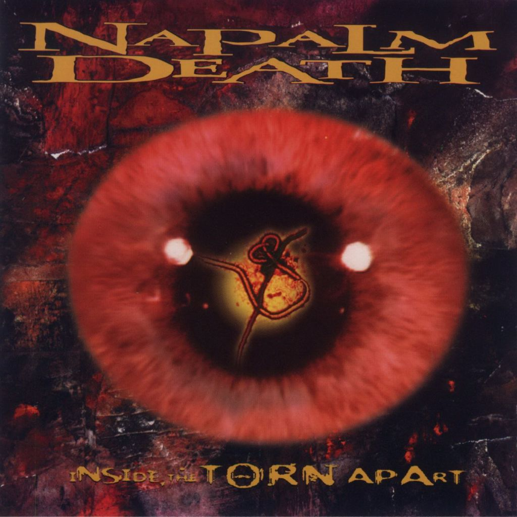 Apart From Them: MetalXtremo: Discografia Napalm Death