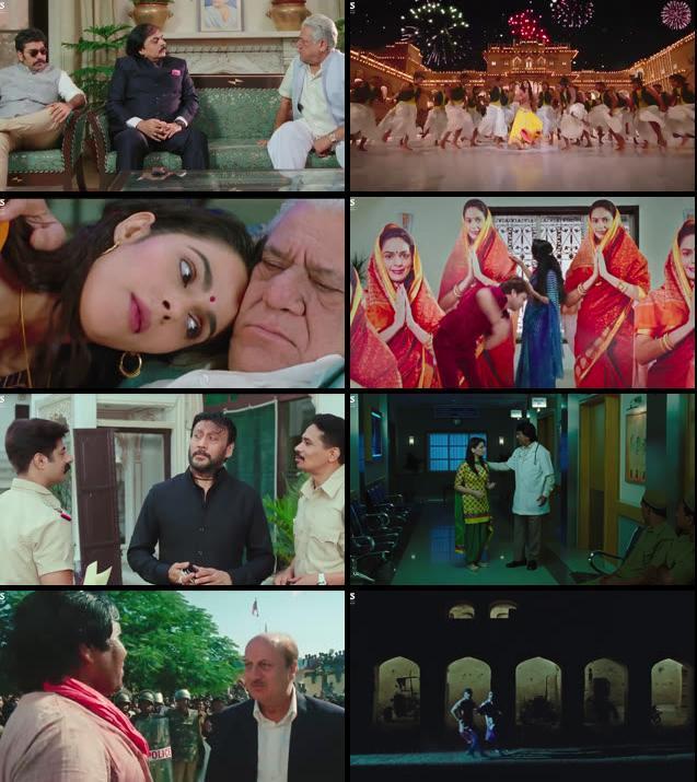 Dirty Politics 2015 Hindi 480p HDRip