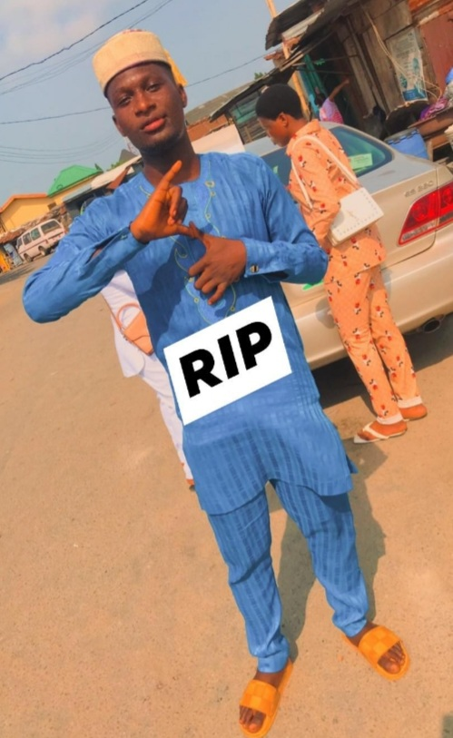 Fresh graduate shot dead, many injured as hoodlums attack shopping mall in Ibadan
