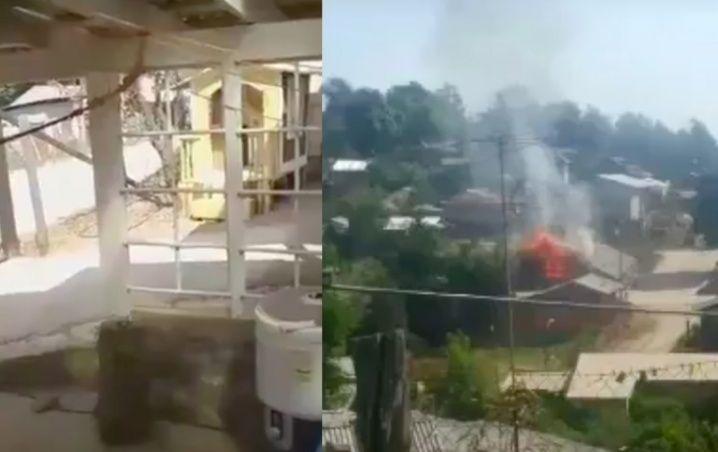 VIDEO: CJNG y cárteles unidos matan a 18 personas durante enfrentamiento