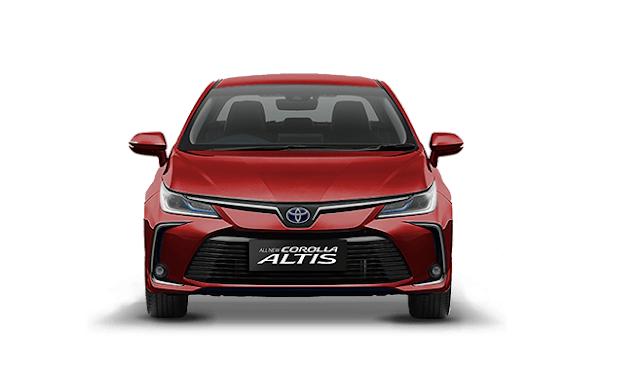 Toyota Corolla Altis - suber Auto2000.com