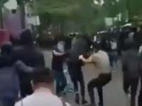 Arogan, Oknum Polisi Aniaya Wartawan Saat Peringatan Hari Buruh Di Bandung