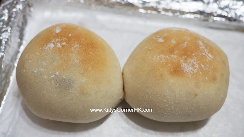 Chestnut Bread DIY recipe 栗蓉麵包 自家烘焙食譜