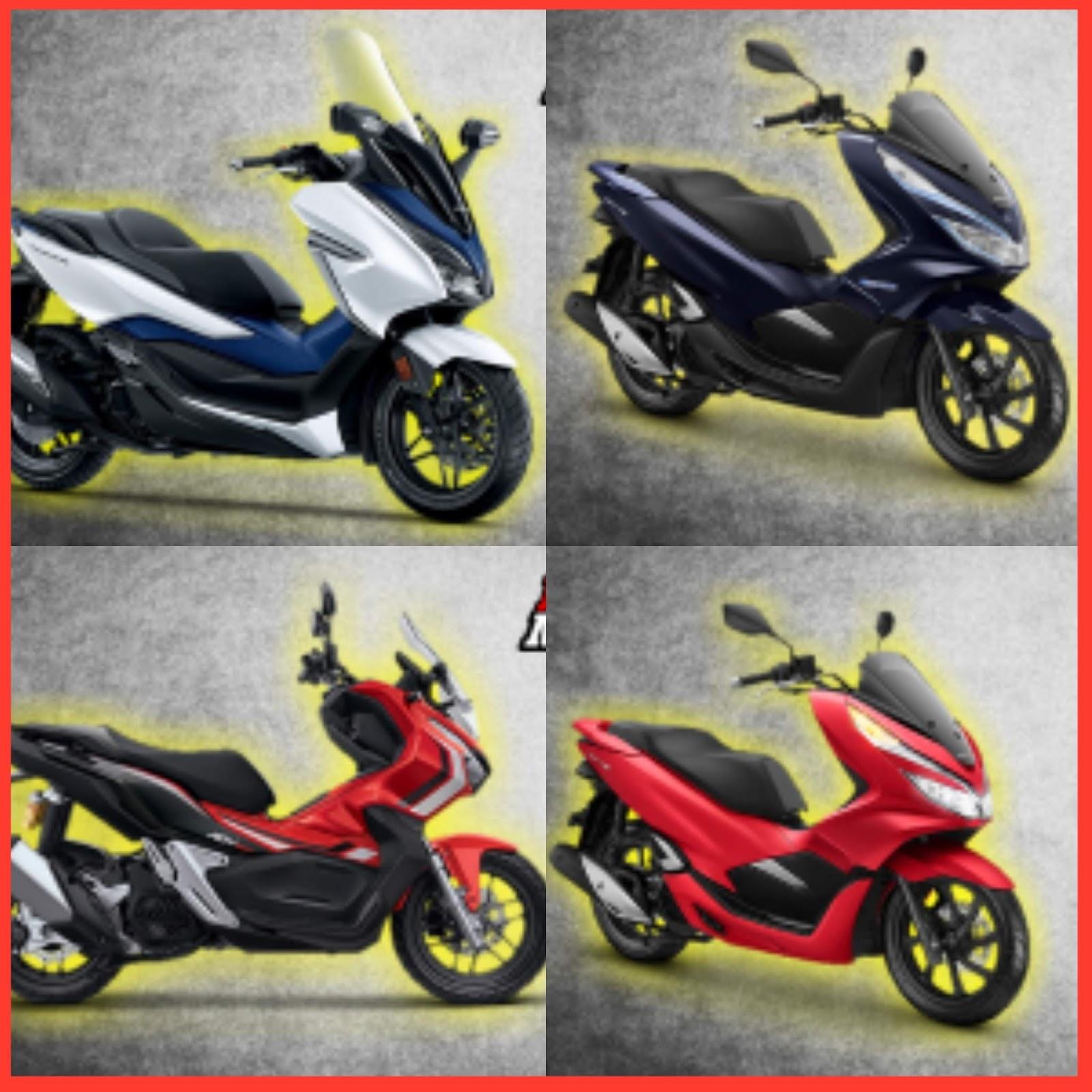 Pilihan Motor Honda Matic Terbaru 2020 Di Indonesia Dudungmaman07