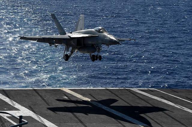 Navy receives final Super Hornet
