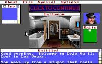 Videojuego Déjà Vu II Lost in Las Vegas