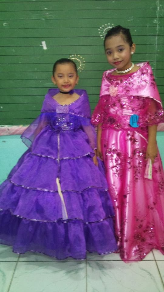 Filipiniana Dresses Philippine Costumes