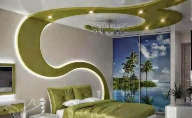 Desain plafon RUmah Minimalis Ruang Tamu