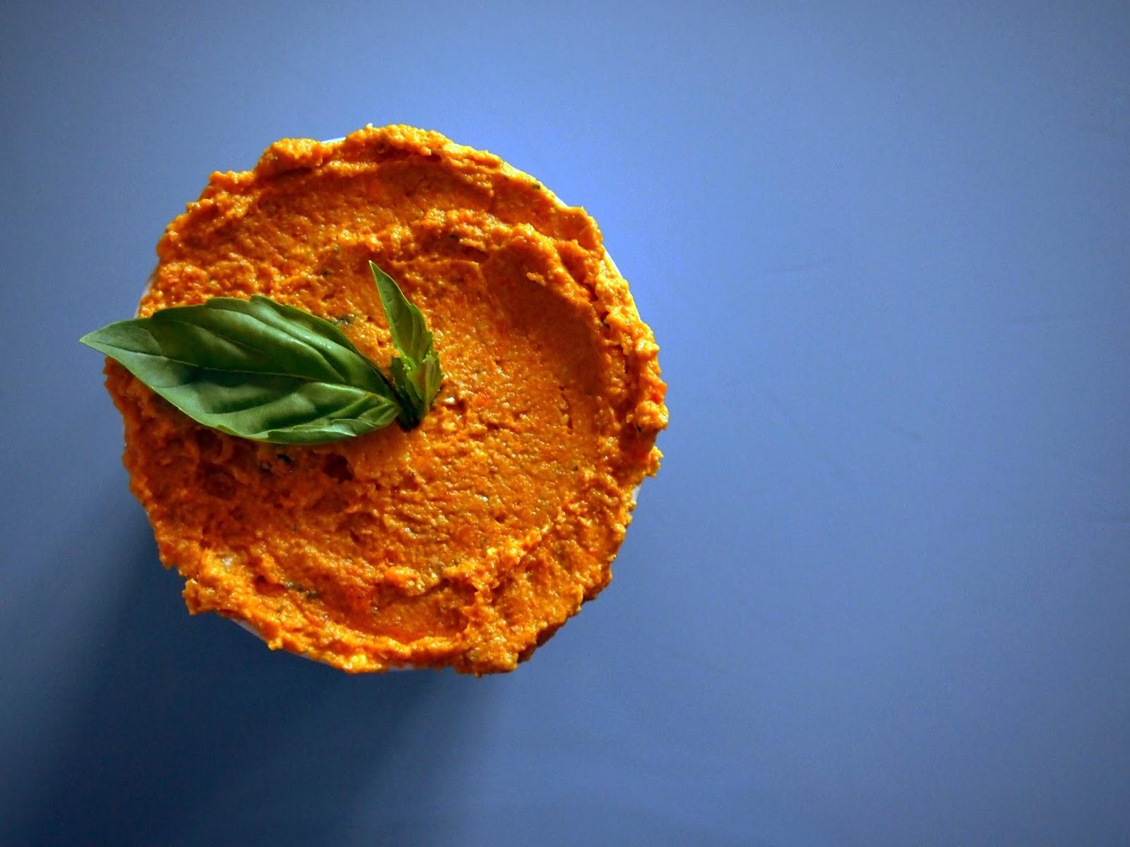 paté de zanahorias
