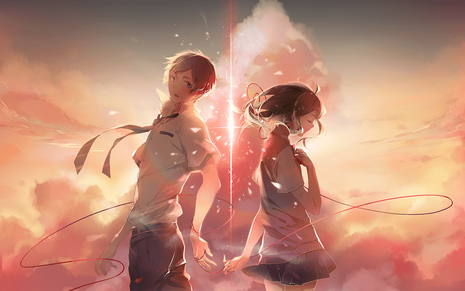 AowVN%2B%252847%2529 - [ Hình Nền ] Anime Your Name. - Kimi no Nawa full HD cực đẹp | Anime Wallpaper