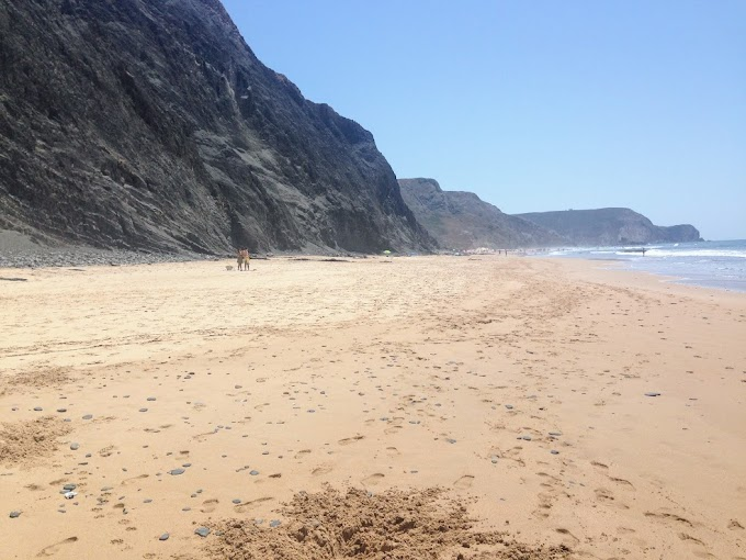 Las playas nudistas del Algarve