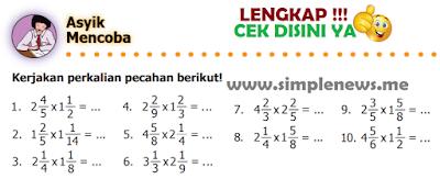 Kunci Jawaban Halaman 21 Matematika Kelas 5 Kurikulum 2013 www.simplenews.me