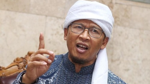 Aa Gym Cap Muhammad Ghaza Al Ghazali Sebagai Anak Durhaka