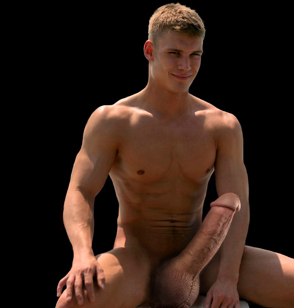 Hunk with biggest dick