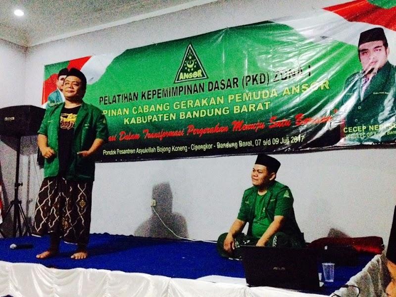 Hutang Keteladanan GP Ansor Pada Kang Deni Ahmad Haidar
