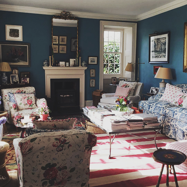 Décor | At Home With: Louise Townsend, English Countryside