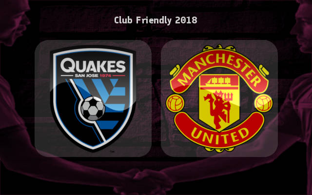 San Jose Earthquakes vs Manchester United - Full Match & Highlights - 22 July 2018