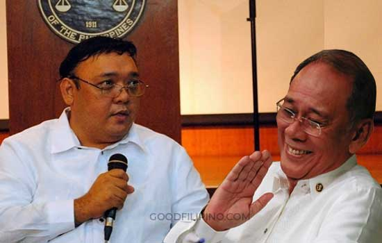 Harry Roque replaced Ernesto Abella as presidential spokesperson