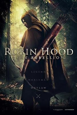 Robin Hood The Rebellion 2018 DVD R1 NTSC Sub