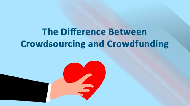 The Difference Between Crowdsourcing and Crowdfunding