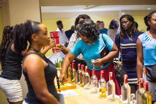 Photos: 8th Marina Wine Fair Gets High Size Patrons At Alisa Swiss Hotel In Accra
