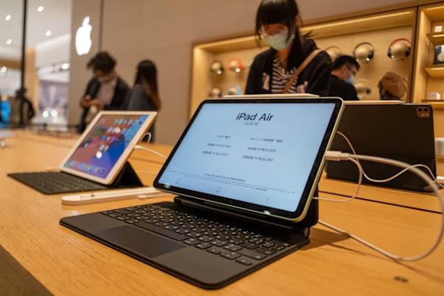 IPad Airs mới nhất của Apple
