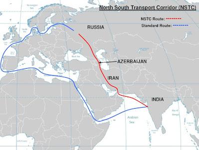 north south corridor
