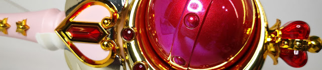 Review de la Proplica Cutie Moon Rod - Brilliant Color Edition - de Sailor Moon - Tamashii Nations