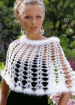 Capa Facil de Crochet Patron