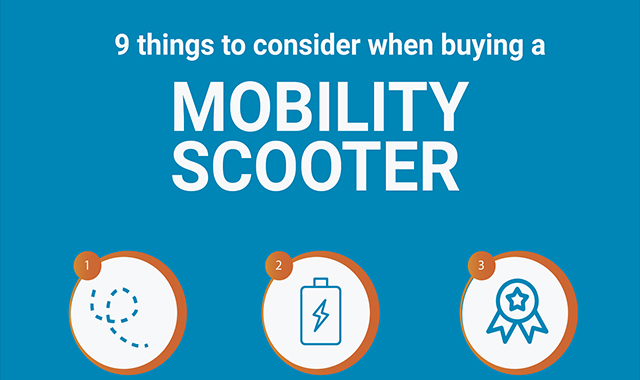 9 things to consider when buying a mobility scooter 2019