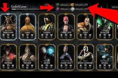 Download Mortal Kombat X MOD Unlock ALL Infinity + Data