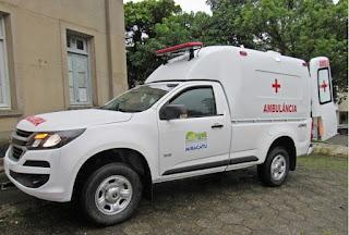 Prefeitura de Miracatu recebe mais uma ambulância para a saúde