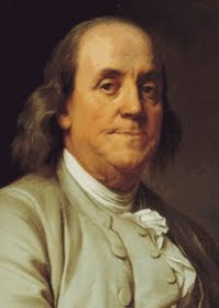 Happy Birthday Anny to Benjamin Franklin