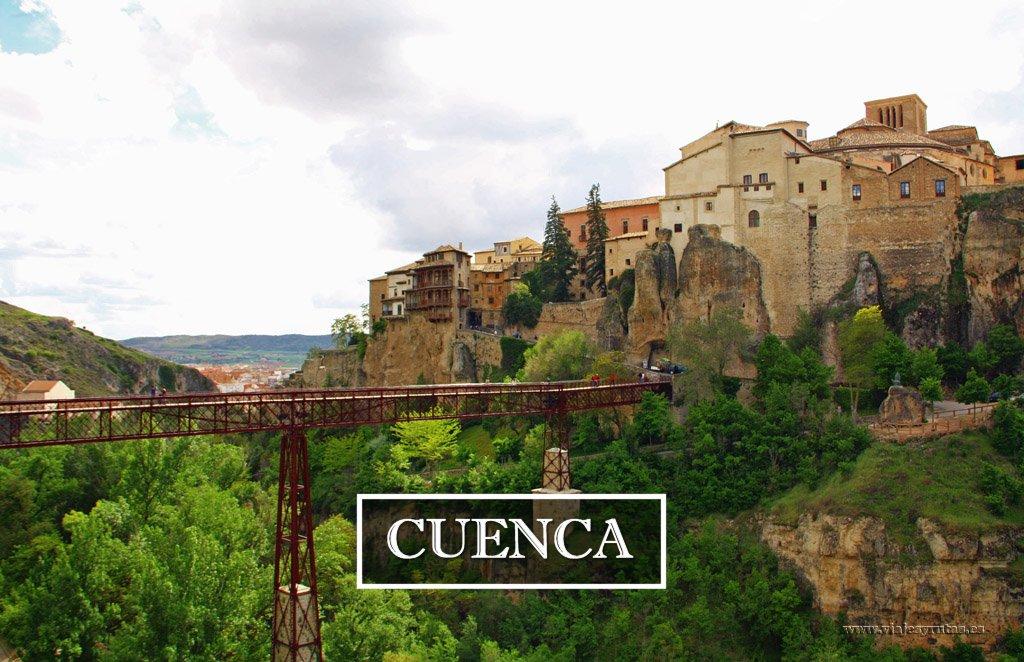 Cuenca, un mirador entre dos ríos