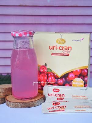 Obat anyang-anyangan Prive Uri-Cran