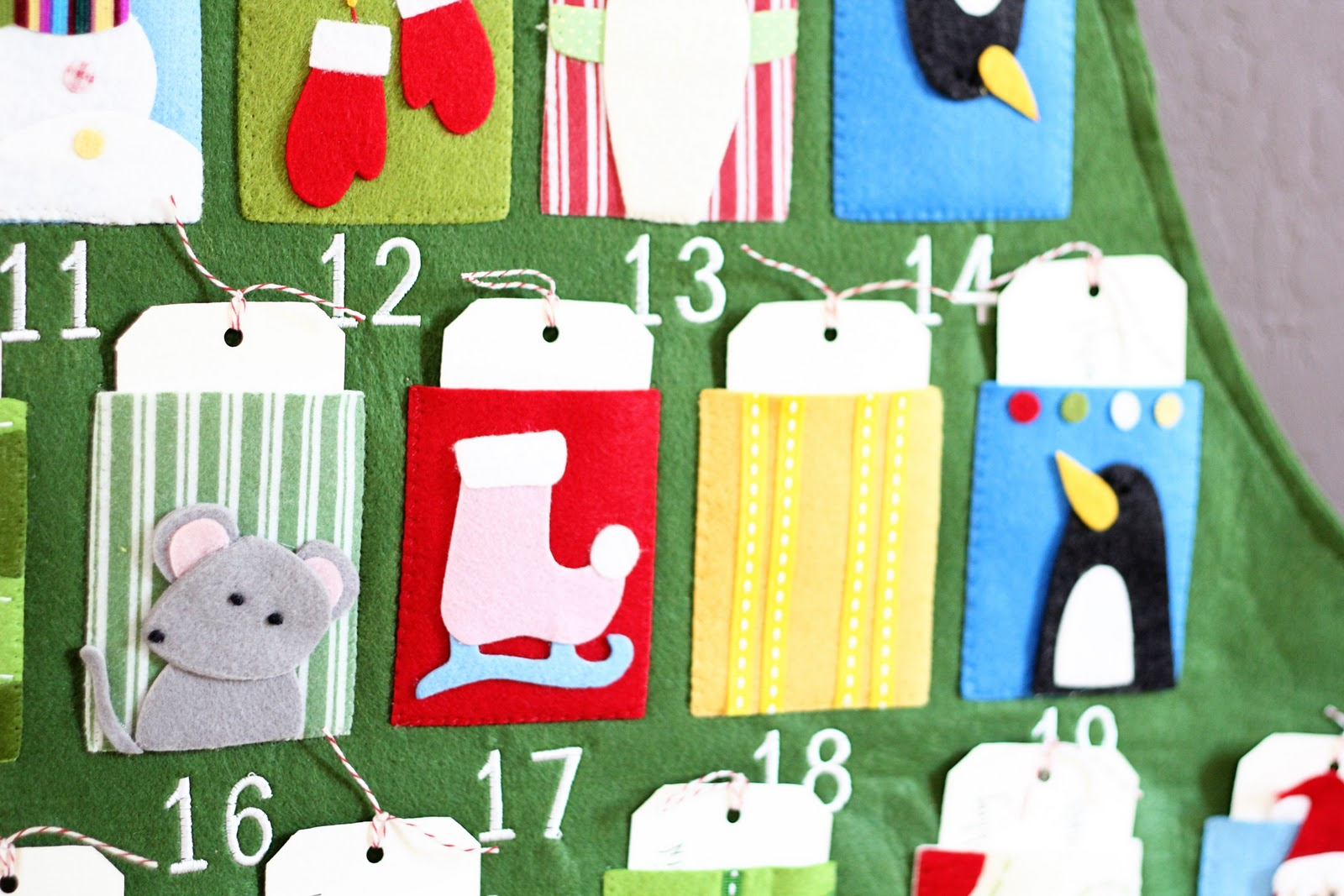 Natty By Design 25 Days Of Christmas And Our Advent Calendar