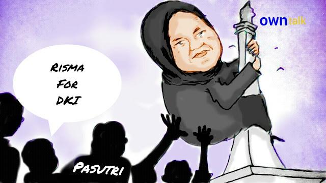 Muncul Deklarasi Risma untuk DKI 1, Dedi Kurnia: Berpotensi Lahirkan Kegaduhan