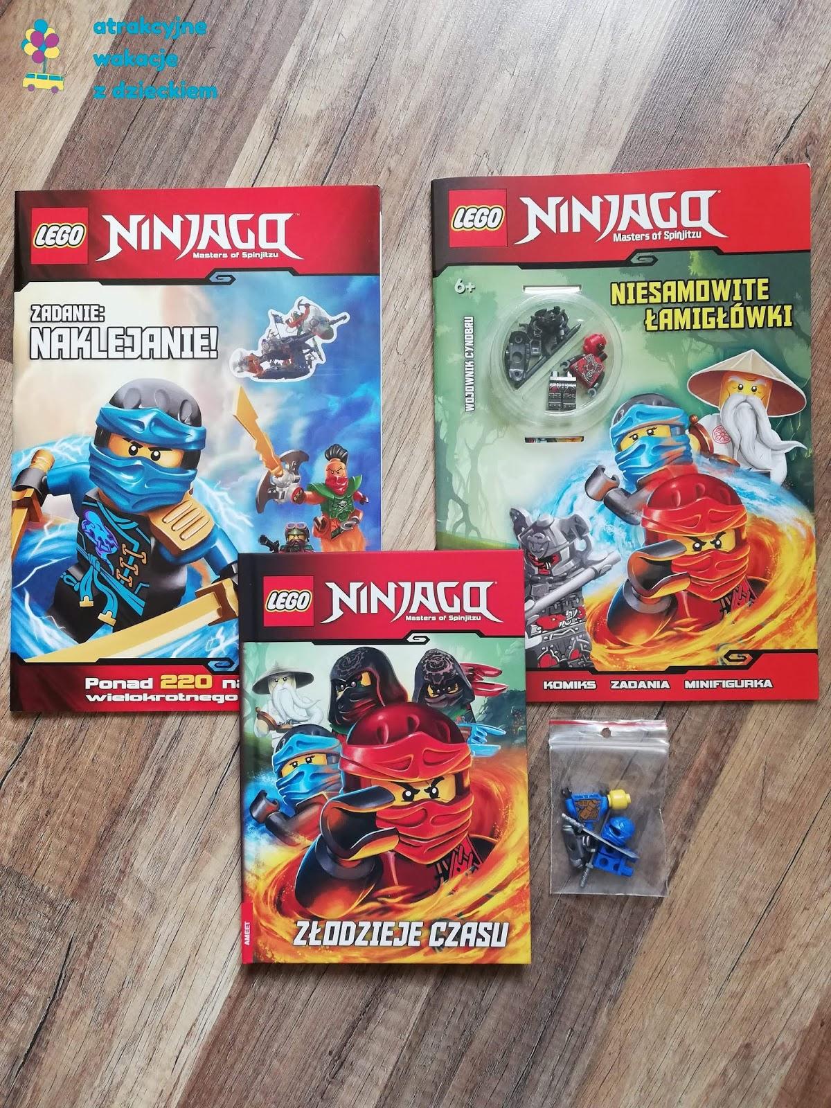 LEGO Ninjago zestaw
