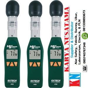 Jual Extech HT30 Heat Stress WBGT Meter Temperature di Gorontalo