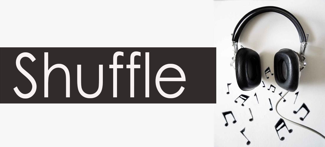Shuffle - Shuffle #38 da Alê