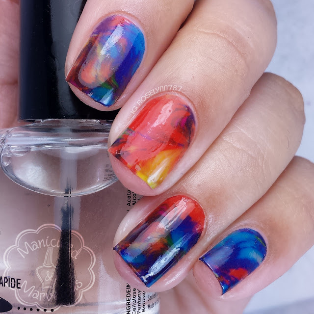Born Pretty Store - Oil Painting Style Water Decals
