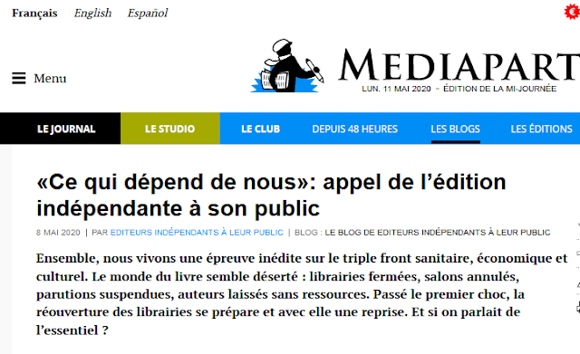 https://blogs.mediapart.fr/editeurs-independants-leur-public/blog/080520/ce-qui-de-pend-de-nous-appel-de-l-e-dition-inde-pendante-son-public