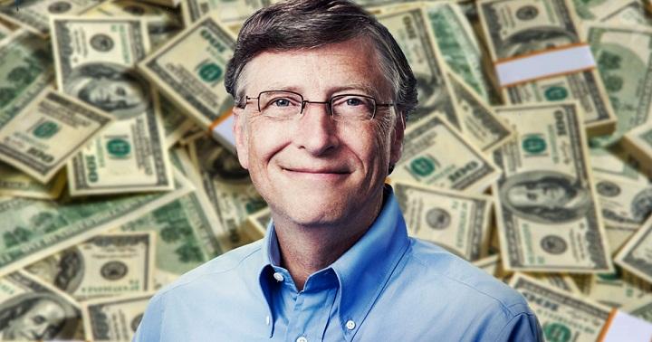 Bill Gates, Drop Out Kuliah tapi Jadi Orang Terkaya di Dunia